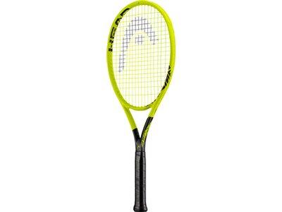 HEAD Herren Tennisschläger Graphene 360 Extreme S Gelb