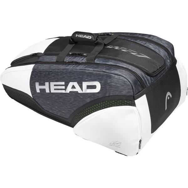 HEAD Tennistasche Djokovic 12R Monstercombi