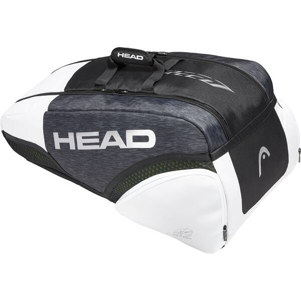 HEAD Tennistasche Djokovic 9R Supercombi