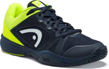 HEAD Kinder Tennis-Schuhe Revolt Pro 2.5 Junior DBNY