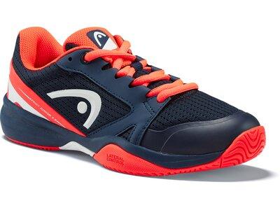HEAD Kinder Tennis-Schuhe Sprint 2.5 Junior DBNR Blau