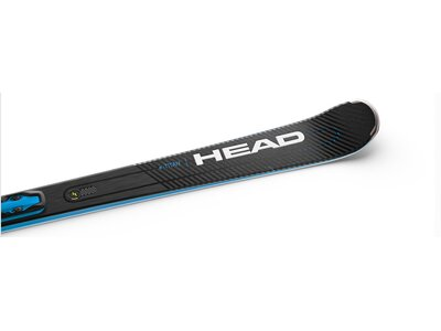 HEAD Herren All-Mountain Ski Supershape e-Titan SW SF-PR + PRD12 Blau