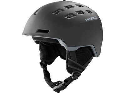HEAD Herren Helm REV black Schwarz