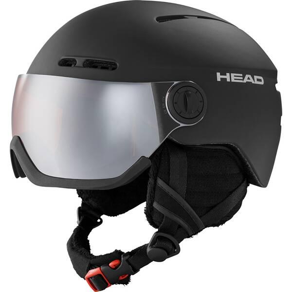 HEAD Skihelm KNIGHT black