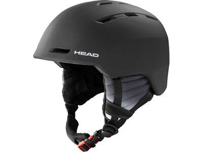 HEAD Herren Helm VICO black Schwarz
