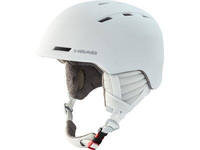 HEAD Damen Helm VALERY white Grau
