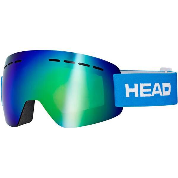 HEAD Skibrille SOLAR FMR blue