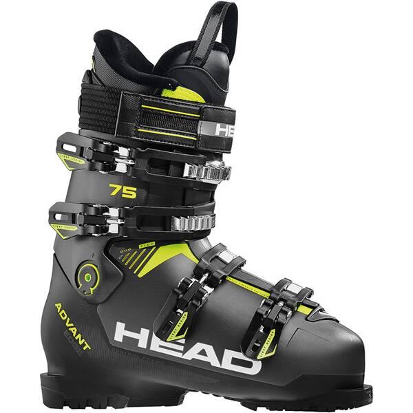 HEAD Skischuhe ADVANT EDGE 75 ANTH / BLACK - YELLO