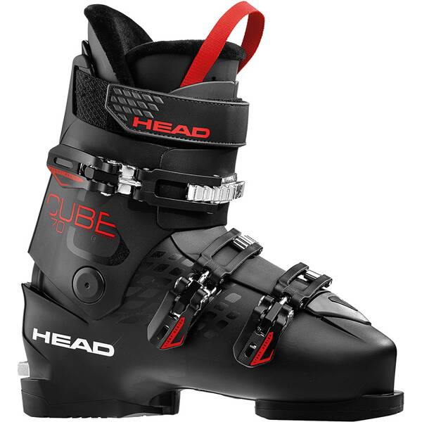 HEAD Skischuhe CUBE 3 70BLACK/ANTH-RED