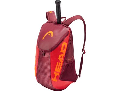 HEAD Tour Team Backpack Rot