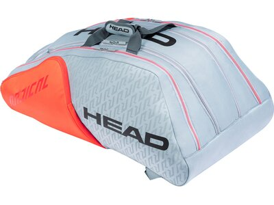 HEAD Tasche Radical 12R Monstercombi Grau