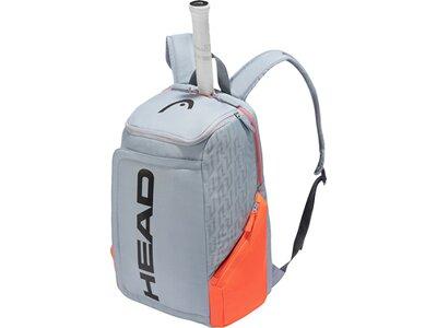 HEAD Rucksack Rebel Backpack Grau
