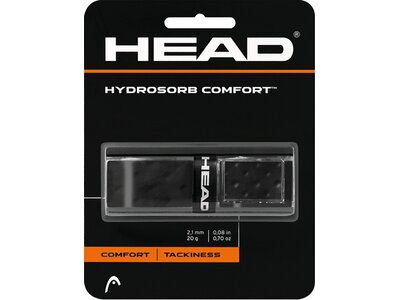 HEAD HydroSorb Comfort (Basisband) Schwarz