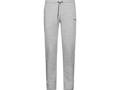 HEAD Herren Jogginghose CLUB BYRON Pants M Grau