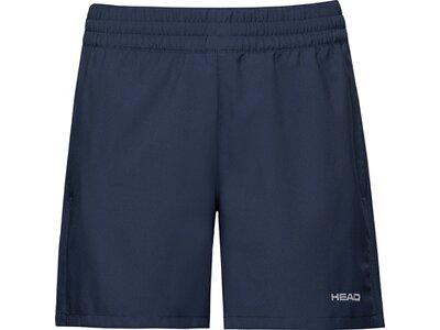 HEAD Damen Shorts CLUB Shorts W Blau