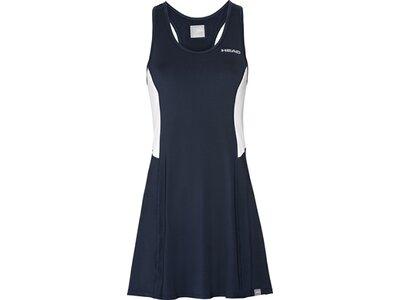 HEAD Damen Kleid CLUB Dress W Schwarz