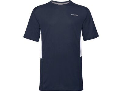 HEAD Kinder T-Shirt CLUB Tech T-Shirt B Schwarz