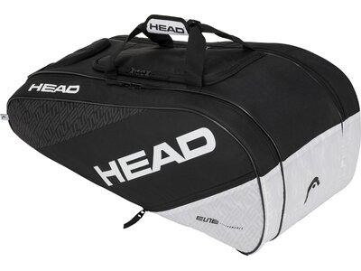 """HEAD Tennisschlägertasche """"Elite Allcourt"""" Grau"""