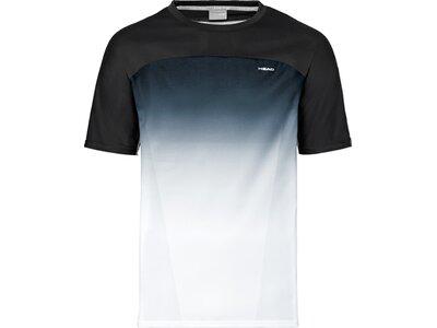 HEAD Herren T-Shirt PERF T-Shirt M Weiß