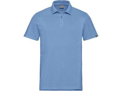 HEAD Herren Poloshirt HEAD Polo M Blau