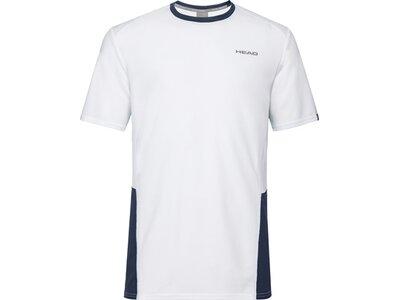 HEAD Herren T-Shirt CLUB Tech T-Shirt M Pink