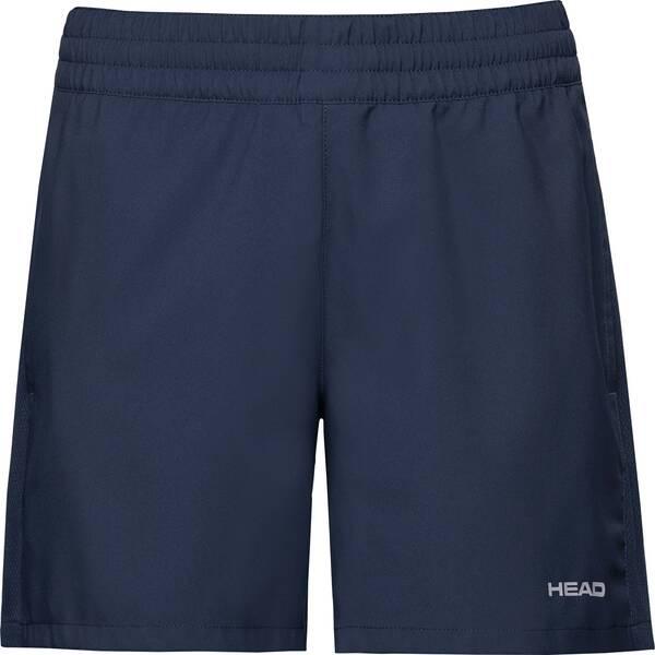 Hosen - HEAD Damen Shorts CLUB Shorts W › Blau  - Onlineshop Intersport