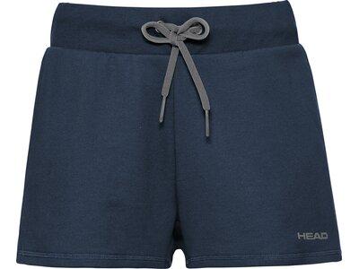HEAD Damen Shorts CLUB ANN Shorts W Schwarz