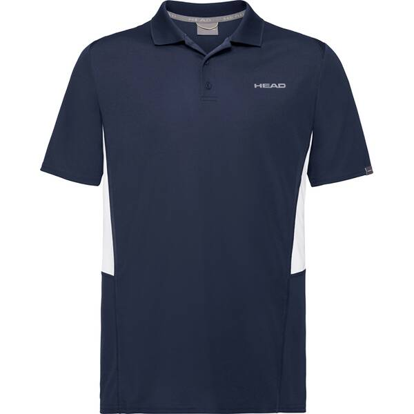 HEAD Kinder Poloshirt CLUB Tech Polo Shirt B