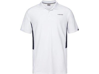 HEAD Kinder Poloshirt CLUB Tech Polo Shirt B Pink