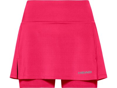 HEAD Kinder Skort CLUB Basic Skort G Rot