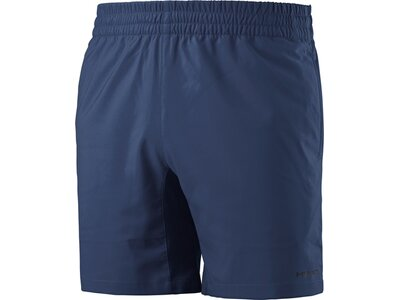 HEAD Herren Shorts CLUB SHORT Blau