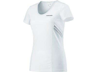 HEAD Damen Shirt CLUB TECHNICAL Grau