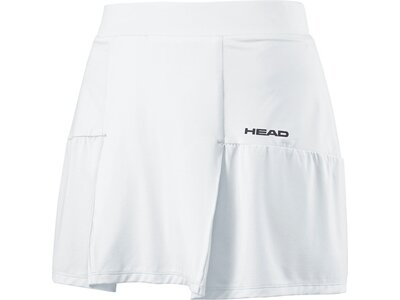 HEAD Damen Rock CLUB BASIC SKORT LONG Grau
