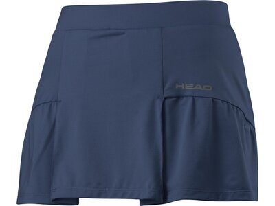 HEAD Damen Rock CLUB BASIC SKORT Blau