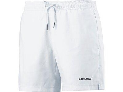 HEAD Damen Shorts CLUB SHORT Grau