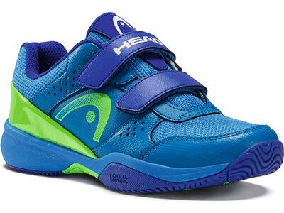 HEAD Kinder Tennisoutdoorschuhe Sprint Velcro 2.0 Blau