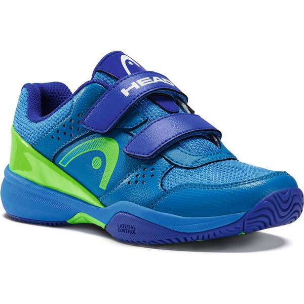 HEAD Kinder Tennisoutdoorschuhe Sprint Velcro 2.0