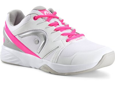 HEAD Damen Tennisindoorschuhe Nzzzo Team Carpet Weiß