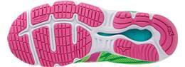 Vorschau: MIZUNO Kinder Laufschuhe Madison Jr Gecko