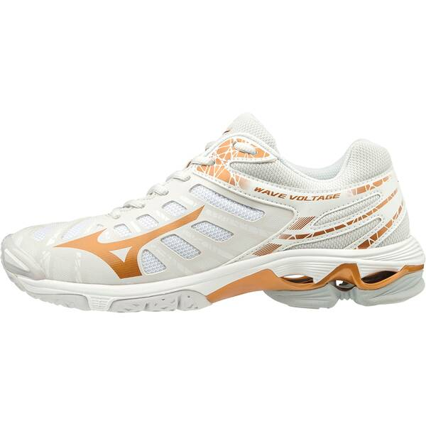 MIZUNO Damen Volleyballschuhe WAVE VOLTAGE
