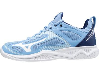MIZUNO Damen Handballschuhe GHOST SHADOW Blau