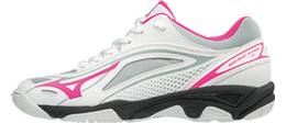 White/Pink Glo/Black