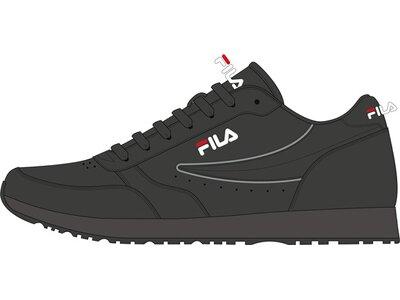 FILA Damen Sneaker Orbit low Schwarz