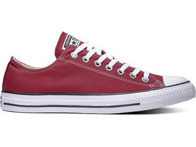CONVERSE Sneaker CHUCK TAYLOR ALL STAR SEASONAL OX Rot