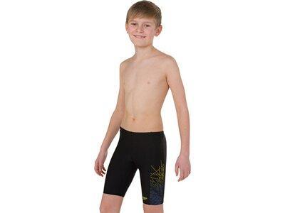 SPEEDO Kinder Schwimmhose LOGO SPL JAM Schwarz