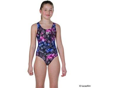 SPEEDO Kinder Badeanzug ALV DIGI SPBK Blau