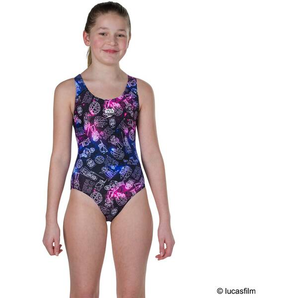 SPEEDO Kinder Badeanzug ALV DIGI SPBK