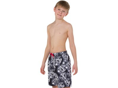 SPEEDO Kinder Badeshorts PRT LEIS 17 WSHT Silber