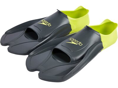 SPEEDO Flossen TRAINING FIN AU Grau