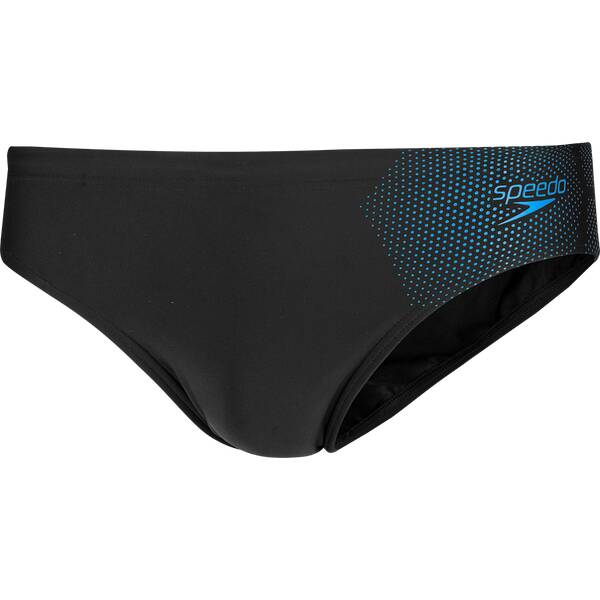 SPEEDO Badehose Tech Placement 7cm Brief